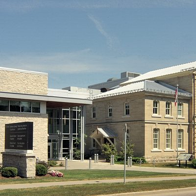 Pembroke Court House