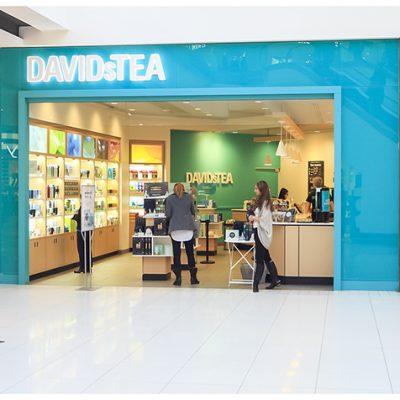 David's tea - Rideau Center